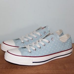 NEW Converse Chuck Taylor All Star Low Tops 8